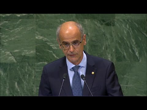 🇦🇩 Andorra - Head of Government Addresses General Debate, 73rd Session