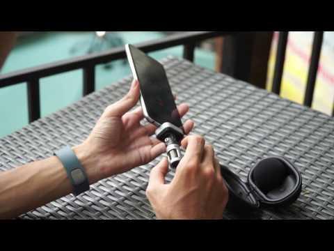 Tinhte.vn - Trên Tay Microphone Shure MV88k, Dùng Lightning Cho IPhone IPad