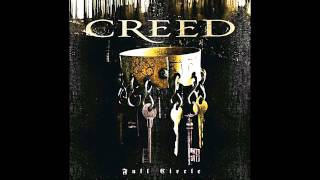 Creed - A Thousand Faces [HQ]