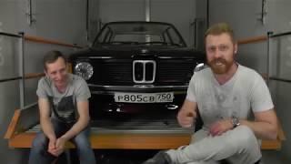 Косяки при съемки очередной серии Sweet Sleeper (BMW E21 1979г.).