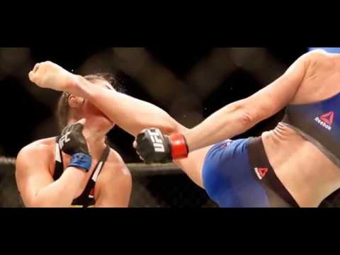 Holly Holm finishes Bethe Correia with vicious head kick knockout at UFC in Singapore  , Sports News