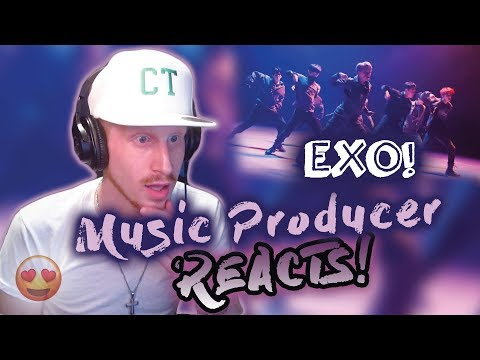 Music Producer Reacts to EXO 엑소 Monster First Time EXO!!!