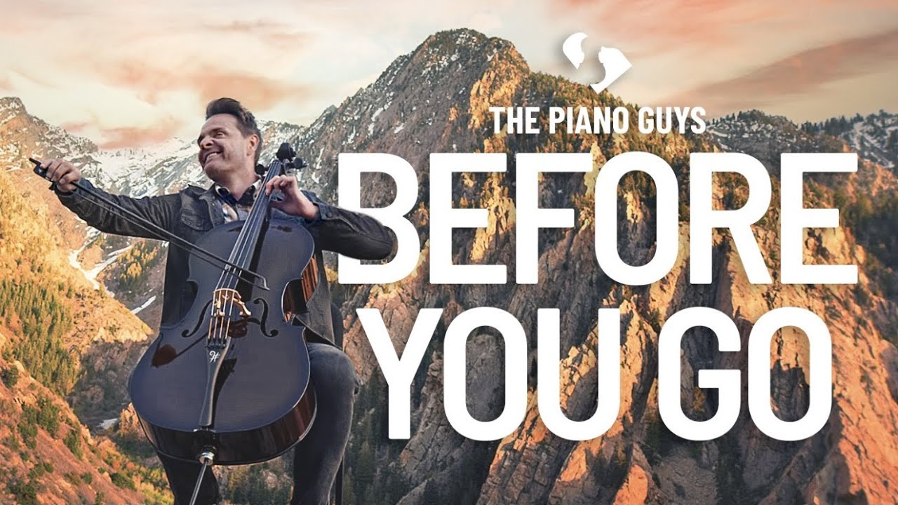 Lewis Capaldi - Before You Go (Piano/Cello Cover) The Piano Guys