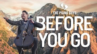 Before You Go - Lewis Capaldi (Piano & Cello Cover) The Piano Guys