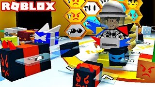 THE ROI OF BEBEES IS BACK! Roblox Bee Swarm Simulator