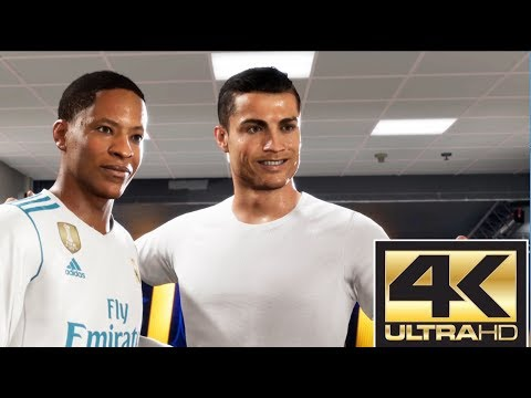 FIFA 18 The Journey 4K FULL MOVIE Early Access (Xbox One, PS4, PC)