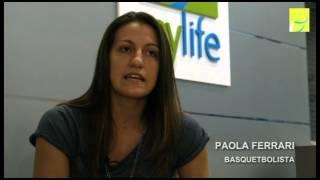 Paola Ferrari en la Clínica MyLife