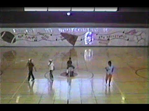 Ritzville High School - Homecoming 1984 (1984-1985 School Year)