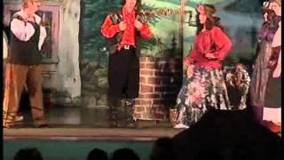 Belle en het Beest part 1 - musicalgroep Ongewoon gaaf