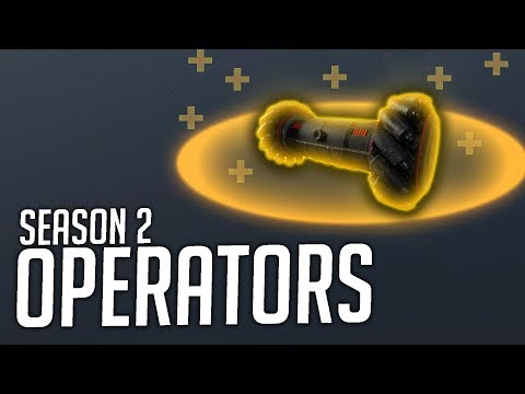 New Operator Leaks For Season 2!