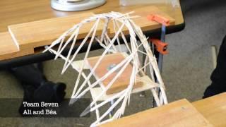 Toothpick Bridge Competition