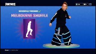 Fortnite Hardstyle Shuffle Skin & Emote (selfmade)