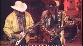 SRV & Lonnie Mack - Live 1986
