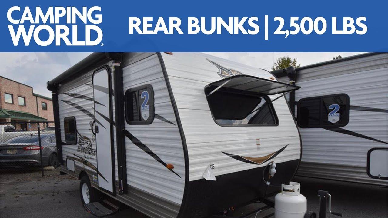 2018 Jayco Jay Flight Slx 154bh Bunkhouse Travel Trailer Rv Review Camping World