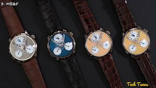5 INSANE WATCHES (Most Expensive & Luxury Watch) You Must Watch.