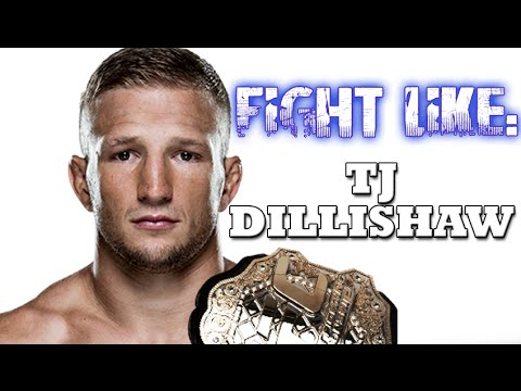 How to Fight Like TJ Dillashaw: 3 Signature Moves