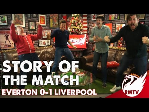 Everton v Liverpool 0-1 | Story of the Match