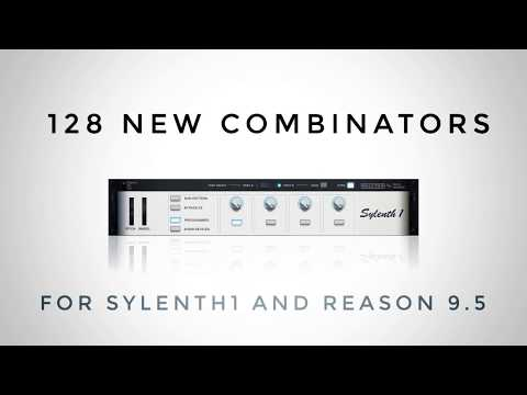 Nucleas Soundlab Sylenth1 Combinator Patches for Reason 9.5