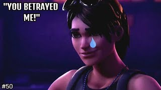Saddest Moments in Fortnite #50 (TRY NOT TO CRY)