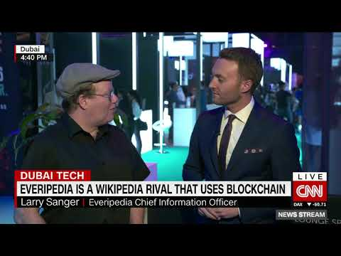 CNN Live from the Future Blockchain Summit