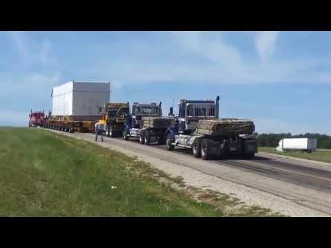 Heavy Haul- Contractors Cargo Lending A Hand