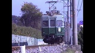 南海電鉄 和歌山港線終点が水軒時代 想い出の鉄道シーン251