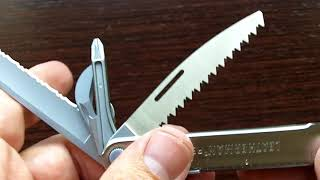 leatherman Rebar: A Hard-Use Classic with Great Tools