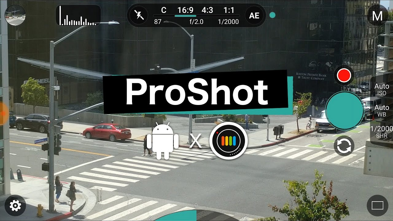 ProShot (Free Android App)