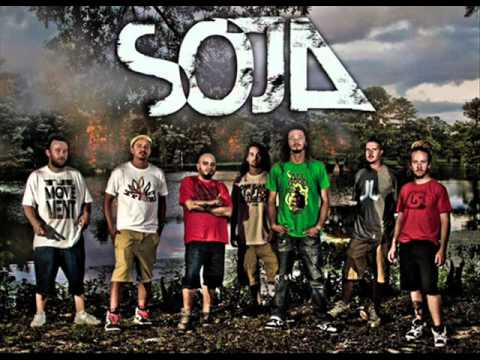 Soldiers Of Jah Army (SOJA) - You Don't Know Me *Lyrics In Description*