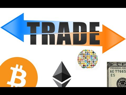 Where to trade bitcoin and ethereum