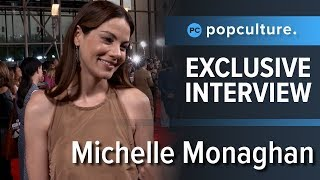 Michelle Monaghan - Mission: Impossible Fallout Exclusive Interview