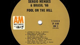 Sergio Mendes Brasil 39 66 34 Scarborough Fair Canticle