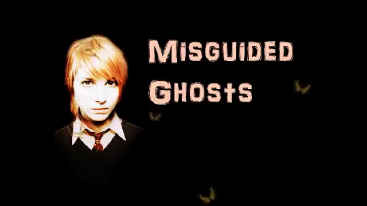 misguided ghosts paramore instrumental