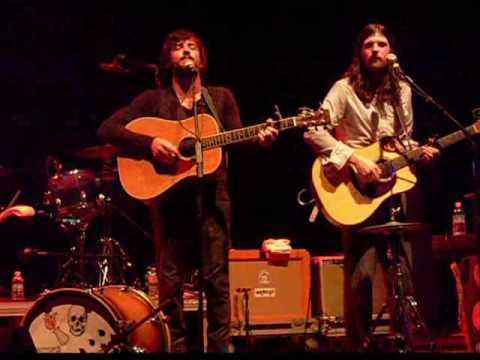 The Avett Brothers - Ten Thousand Words - Live Spokane Wa - 7-20-2010