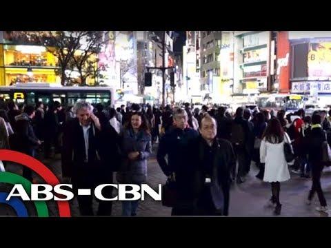 Bandila: Japan, nangangailangan ng daan-daang nurses, caregivers