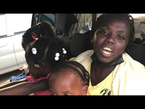 Mother of 9 gets out pour of love❤️ from the diaspora and Jamaica