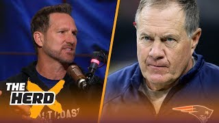 Danny Kanell on the New England Patriots' drama | THE HERD
