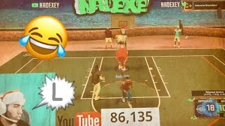 Nadexe Funniest L of the Year!!! The Grind Is Real Who going to hit Legend 1st Nadexe or Orlando?