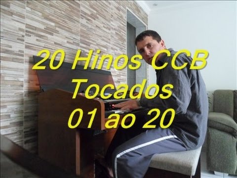 20 Hinos CCB Piano01 ao 20 Órgão Ringway RS400H