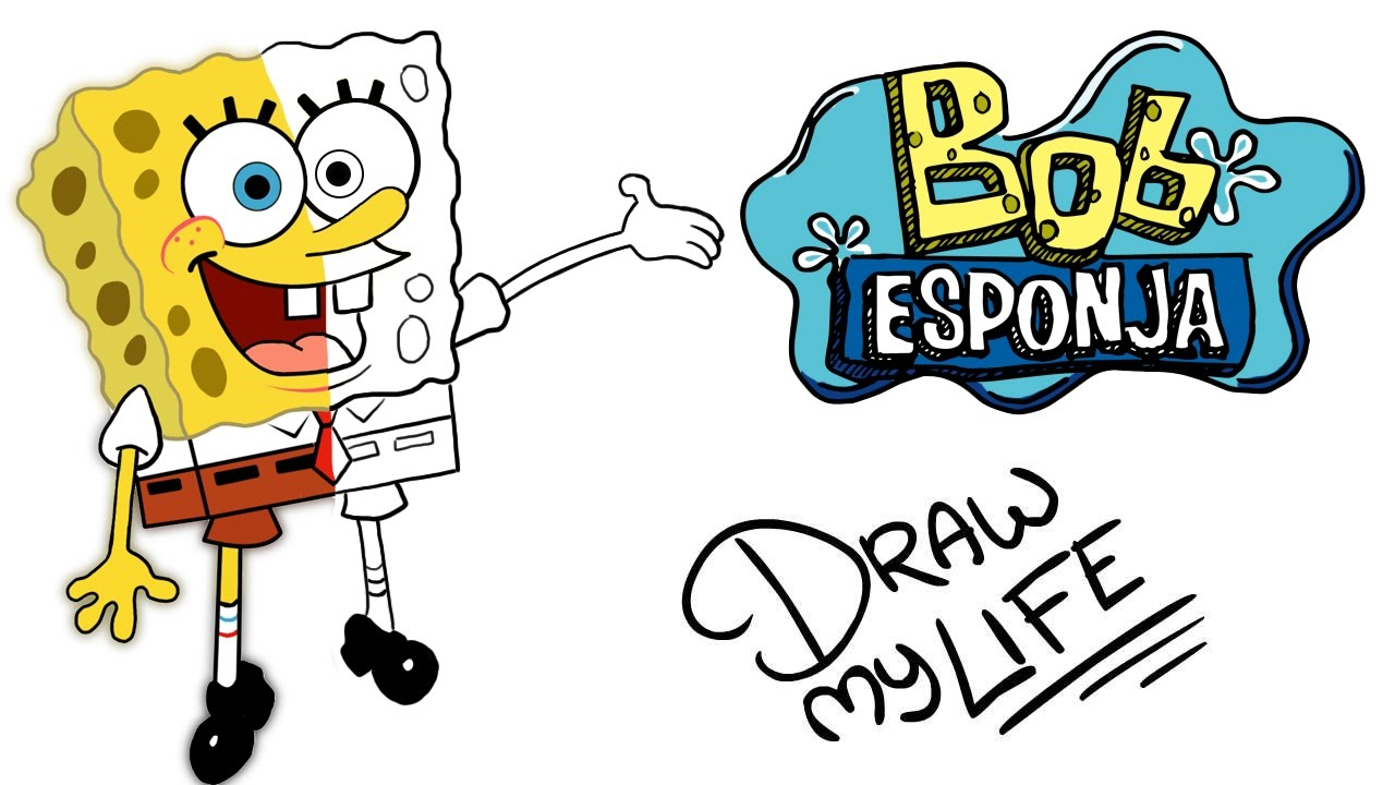 BOB ESPONJA | Draw My Life