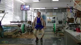Маклаков Тимур, 13 лет, вк 50 Толчок 60 кг  На гр  2 раза  РЕКОРД!
