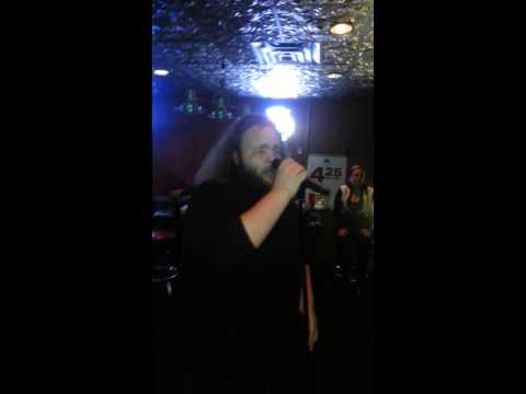 White Room karaoke by Caveman