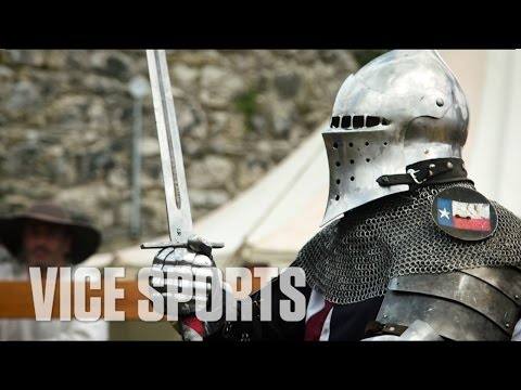 MMA with Medieval Armor and Blunt Weapons