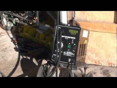 Harbor Freight Flux Core Wire   hqdefault