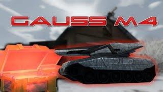 Tanki Online - ლიმონი და Gauss M4