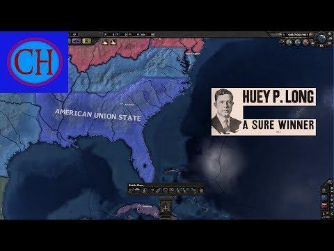 HOI4: Kaiserreich - American Union State #1