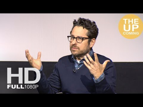 The Cloverfield Paradox: JJ Abrams  at Netflix Q&A in London