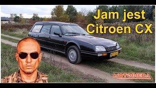 Citroen CX: fura dla Stachurskiego - MotoBieda