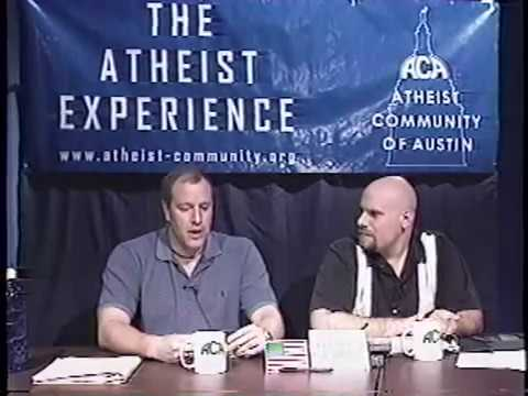 Atheist Experience #358 with Ashley Perrien and Don Baker