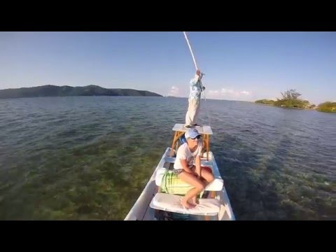 Fly Fishing Guanaja And Utila, Honduras 2015